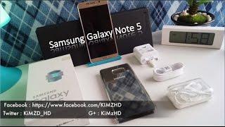 Samsung Galaxy Note 5 | مراجعة واستعراض