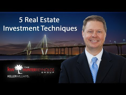 Charleston Real Estate Agent: Ways to Invest in Real Estate