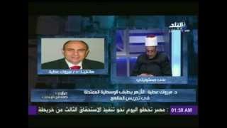 مناظرة حادة بين الشيخ محمد عبد الله «ميزو» والدكتور مبروك عطية
