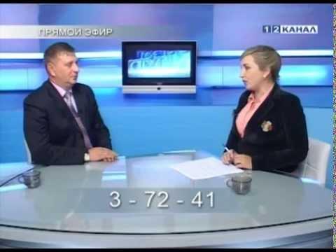Гость в студии  Глава Березовского городского округа Д  А  Титов