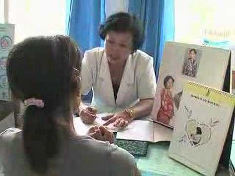 UNICEF helps train midwives to improve maternal and...