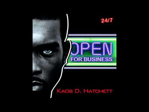 """KAOS D. Hatchett """"NEW ST."""""""