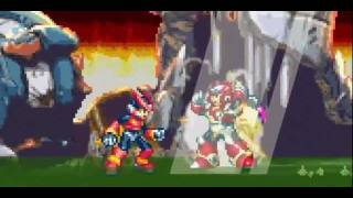 ZERO VS. OMEGA ZERO DECISIVE BATTLE