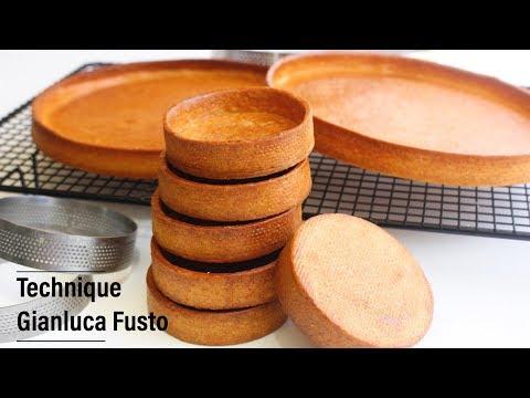 la-pâte-sucrée-(deux-méthodes,-fonçage-technique-gianluca-fusto,cuisson-)