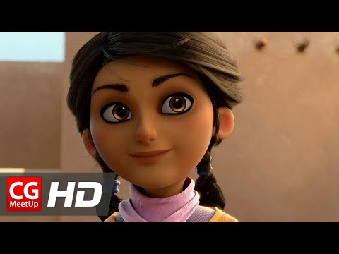 "CGI Animated Short Trailer HD ""Hero and The Message Trailer"" by Platige Image 