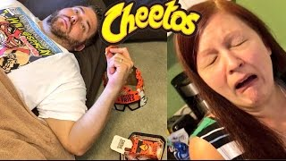 DRIVE THRU PRANK GONE WRONG! POISONED CHEETOS CHICKEN FRIES FROM BURGER KING!