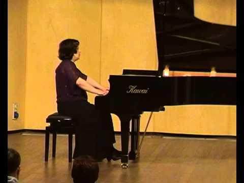 Bach/Busoni: Chaconne; Sofya Gulyak, piano