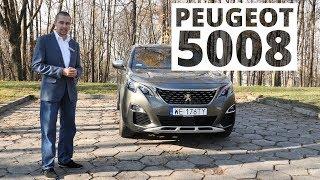 Peugeot 5008 - SUV czy VAN?