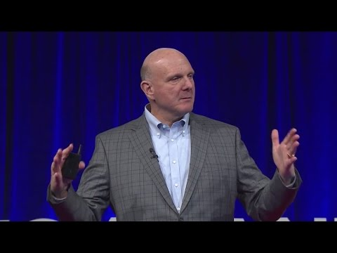 Our Nation, in Numbers | Steve Ballmer | TEDxPennsylvaniaAvenue
