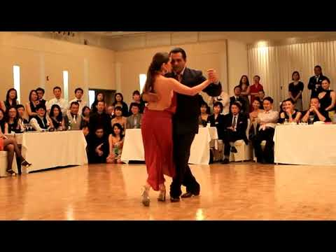 2010 STF Grand Milonga 09 - Francisco Forquera y Carolina Bonaventura