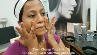 How to use Luminesce Beauty products by Team Change Your Life