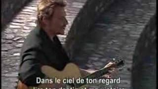 Johnny Hallyday - Un jour viendra (karaoke)