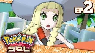 Pokémon Sol Ep.2 - ROWLETT LITTEN o POPPLIO!?