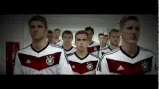Das Adidas DFB Trikot WM 2014