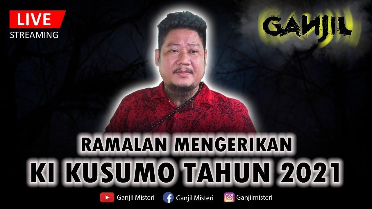 LIVE! Full Ramalan Ngeri Ki Kusumo Tentang Peristiwa Besar, Politik, & Artis Indonesia Tahun 202