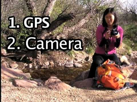 Backpacker Magazine Skills: Learn to Map a Trail with Your GPS