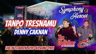 Download DENNY CAKNAN - TANPO TRESNAMU LIVE IN PATI SYMPHONY OF HEROES