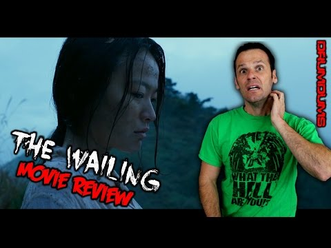Drumdums Reviews THE WAILING (Spoiler Talk at the End)!!