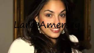 How to Pronounce Lara Amersey