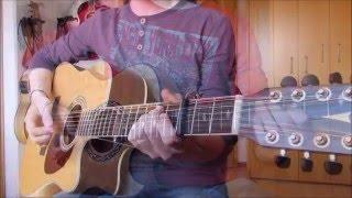 Miracle by Julian Perretta Guitar cover instrumental