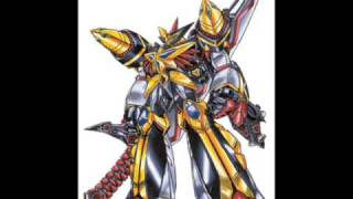SRW OGs: The Sword That Cleaves Evil (Ext.)