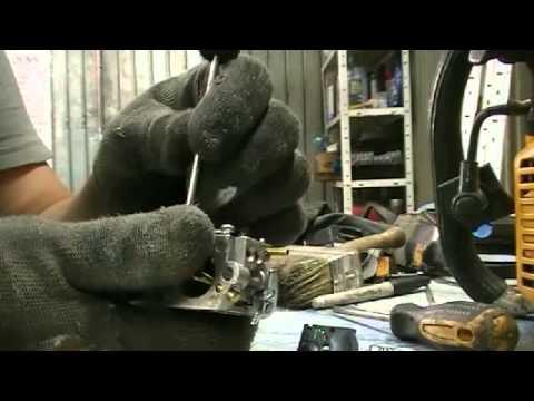 Настройка карбюратора мотокосы