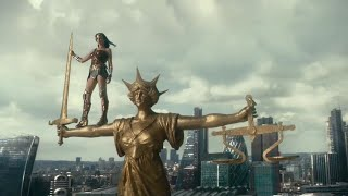 Justice League (2017) Wonder Women Intro Tamil HD