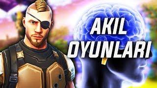 AKIL OYUNLARI (Türkçe Fortnite)