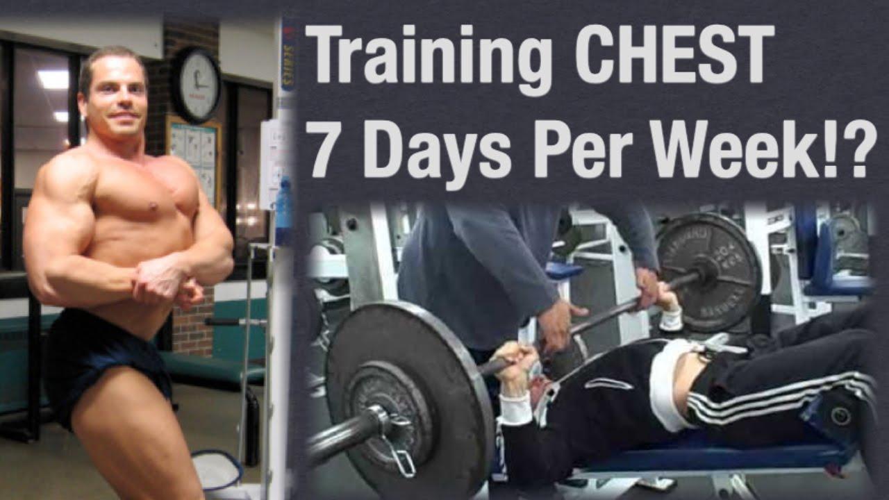 Strength training everyday