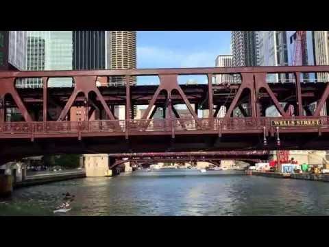 Chicago River Summer 2015