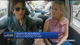 Shah Rukh Khan: Fans talk to me like we used to be together | Capital Connection