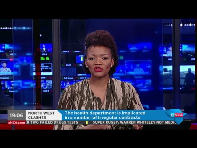 Professor Lesiba Teffo's analysis of North West clashes