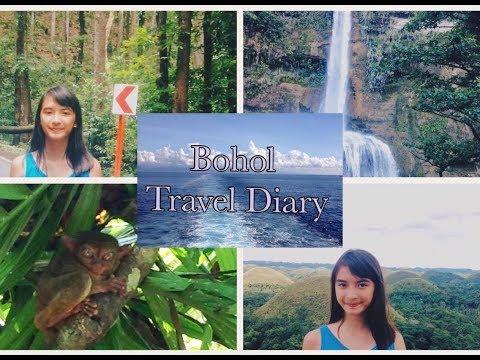 Bohol Travel Diary
