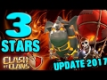 262. Clash of clans 2017 | Bolaloon continue...Easy 3 star war clans attack strategy!!!