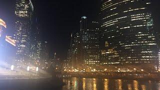 Тур по Чикаго (Первая прямая трансляця с телефона)