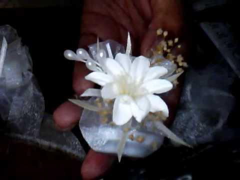 Como hacer saleritos decorados para boda youtube - Como decorar para una boda ...