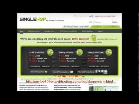 SingleHop Review & Coupon Code