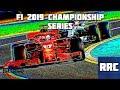 F1 2019 Championship Series - Race 18: Mexican Grand Prix