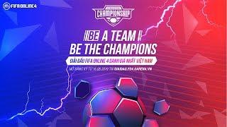 [Trailer] Công bố FIFA Online 4 Vietnam National Championship 2019 Season 2