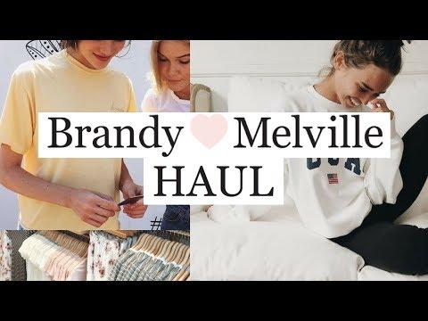 Brandy Melville Warehouse Sale *BOSTON* Haul & Tips    Daisy Blake