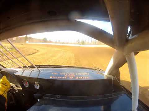 Eagle Valley Speedway Hornet Heat 5/6/18