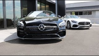 Can the AMG GT replace the iconic SL?  Watch and decide for yourself!