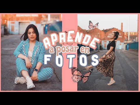 POSES para tus FOTOS / TRUCOS FÁCILES