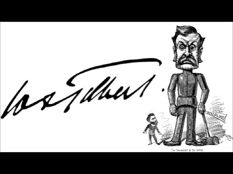"""The Disagreeable Man"" by W.S. Gilbert (read by Winston Tharp)"