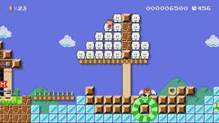 Animal Crossing: New Green Leaf. by [CH]☆Επzо - SUPER MARIO MAKER - NO COMMENTARY