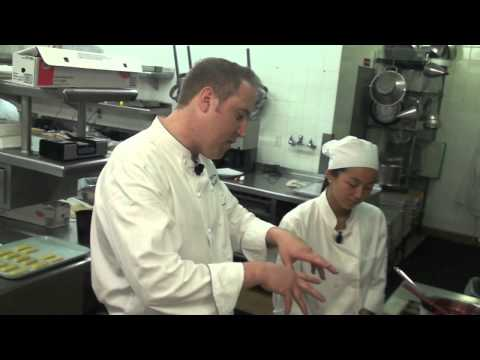 Beverly Wilshire, A Four Seasons Hotel - Our Pastry Chef Shows How To Make Doughnuts