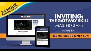 How to Invite Prospects to Understand your Product or Opportunity in Network Marketing