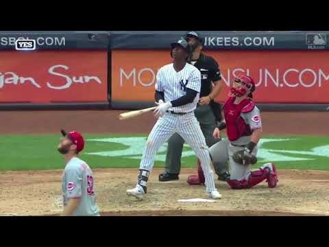 All of Didi Gregorius 2017 Home Runs