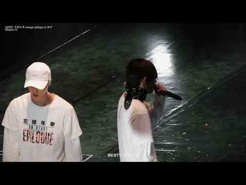 160702 WHALIEN 52 - V (Kim Taehyung) | BTS HYYH EPILOGUE IN NANJING