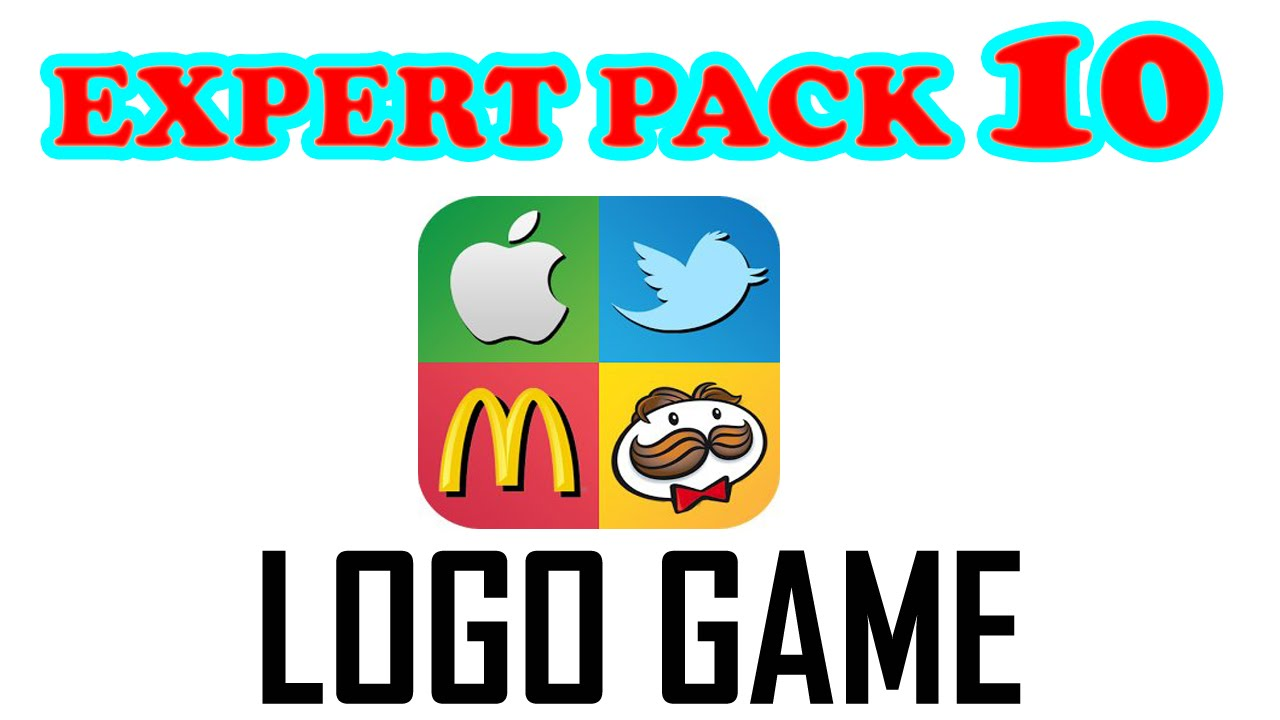 Logo Game Expert Pack 10 - All Answers - Walkthrough ( By